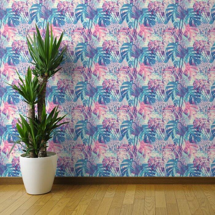 Wayfair Peel And Stick Wallpaper - Cheep Heart Streamaed