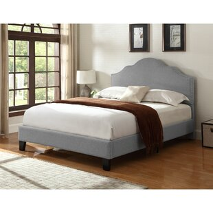 Kinnison Upholstered Panel Bed