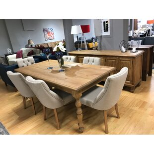 Zellano Asya Dining Table