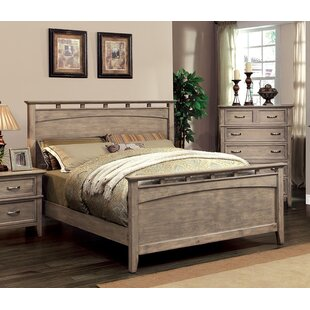Loon Peak Hilliard Panel Bed