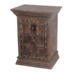 Outdoor Wood Cabinet