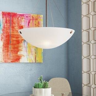 Ternate 4-Light Bowl Pendant