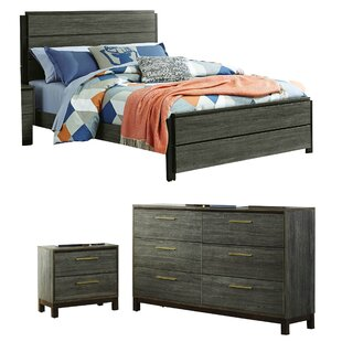 Adam Platform Configurable Bedroom Set