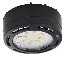 Amax Lighting LED Under Cabinet Puck Light