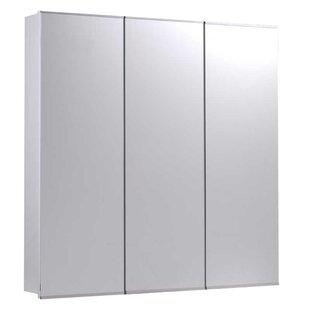 Keyshawn 30 H x 48 W Surface Mounted Medicine Cabinetrr by Ebern Designs