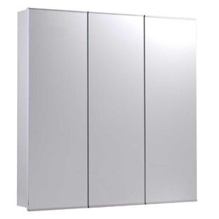 Salvatore 36 H x 30 W Surface Mounted Medicine Cabinet by Ebern Designs