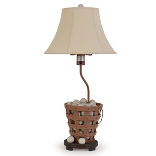 Golf table lamps wayfair outdoor golf bucket 355 buffet lamp aloadofball Choice Image
