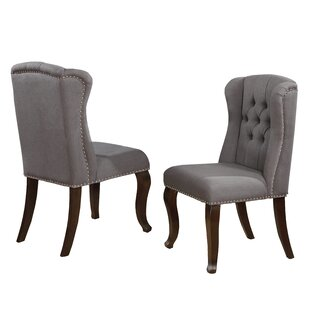 Affordable Artis Upholstered Dining Chair (Set of 2) by Darby Home Co Reviews (2019) & Buyer's Guide