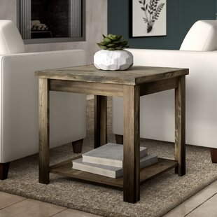 Check Prices Columbia End Table By Greyleigh
