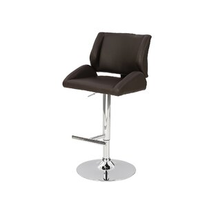Height Adjustable Swivel Bar Stool By Homestead Living