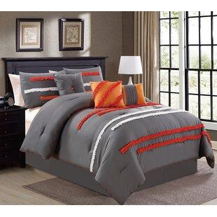 Bronte 7 Piece Comforter Set