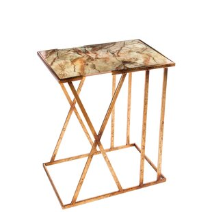 Karla End Table by Statements by J