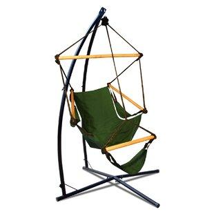 Heathfield Summit Chair Hammock with Stand by Freeport Park