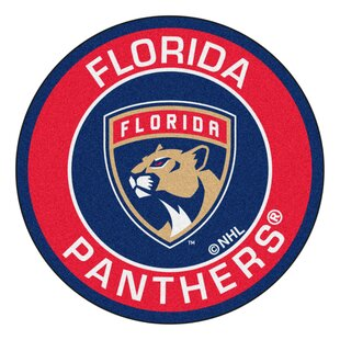 NHL Florida Panthers Roundel Mat By FANMATS
