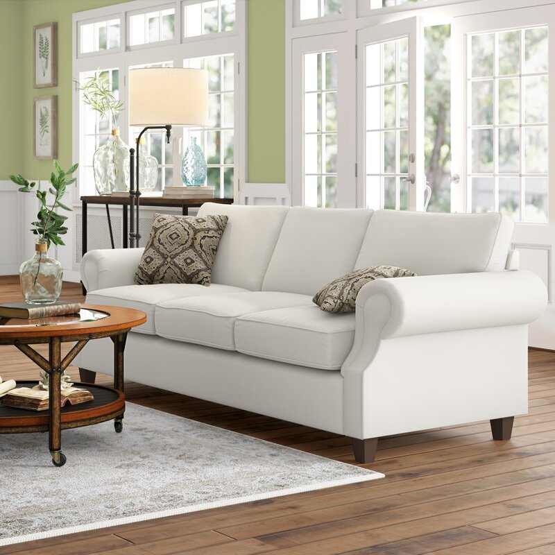 Heritage Dilillo 92 Rolled Arm Sofa