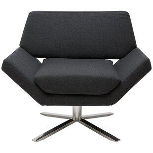 Nuevo Sly Swivel Lounge Chair