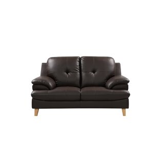 Ashdown 2 Seater Loveseat By Mercury Row