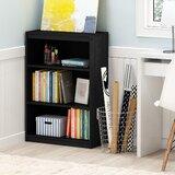 Alanta 35.9 H x 24.52 W Standard Bookcase by Ebern Designs