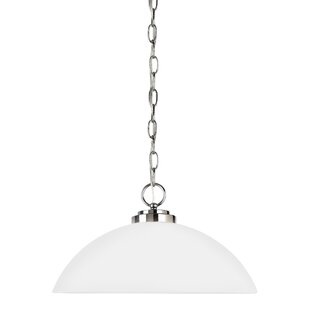 Darby Home Co Gaskell 1-Light Inverted Pendant