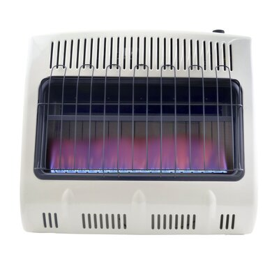 30,000 BTU Convection Wall Mounted Heater Mr. Heater