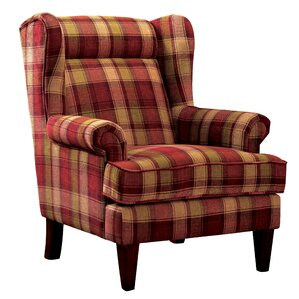 Finley Wingback Chair by Darby Home Co