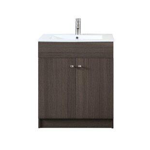 Affordable Gamboa 24 Single Bathroom Vanity ByWrought Studio