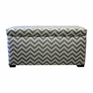 Angela Zigzag Storage Bench