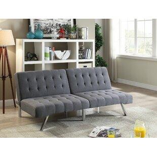 Ina Adjustable Futon Sofa by Ivy Bronx