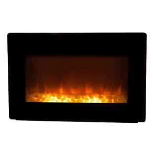 Arturo Wall Mounted Electric Fireplace by Ebern Designs