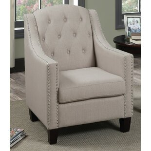 Mccoppin Armchair by Darby Home Co