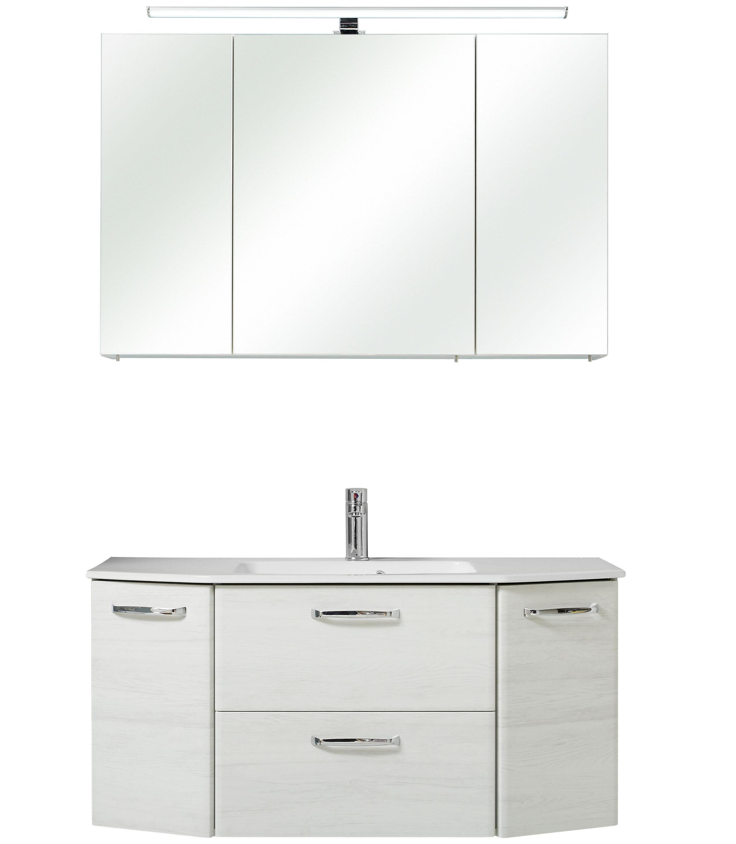 Amora 8 Piece Bathroom Storage Furniture Set