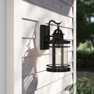 Catalina 1-Light Outdoor Wall Lantern by Sol 72 Outdoor