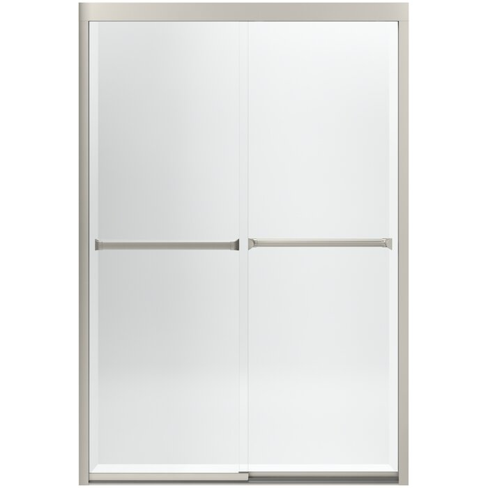 Meritor 47 63 X 69 Byp Shower Door With Cleancoat Technology