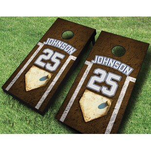 AJJ Cornhole Personalized ..