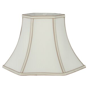 Faux Silk Bell Lamp Shade