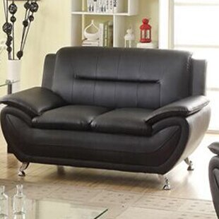 Brose Living Room Loveseat by Ebern Designs Modern