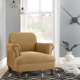 Sawbridgeworth Armchair by Alcott Hill