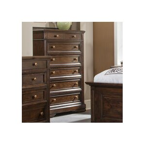 Greenbriar Rustic Elegance 7 Drawer Standard Chest by Bay Isle Home