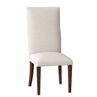 Sierra Upholstered Parsons Chair by Moss Studio