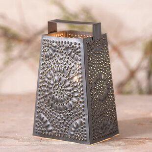 Buy luxury Ledbetter Cheese Grater 9 Table Lamp By Gracie Oaks