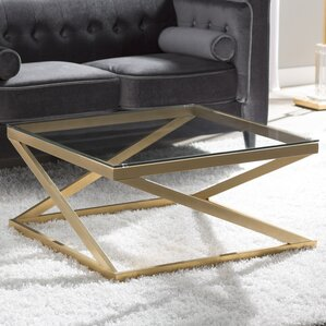 Tony Coffee Table by Willa Arlo Interiors