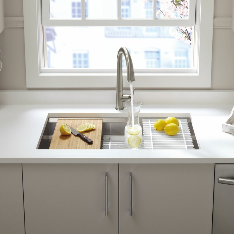 Single Bowl Kitchen Sinks Prolific 33 x 17 34 x 11 undermount single bowl kitchen sink prolific 33 x 17 34 x 11 undermount single bowl workwithnaturefo