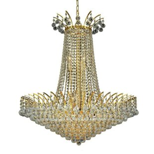 Everly Quinn Phyllida 16-Light Empire Chandelier