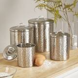 Tremendous Farmhouse Rustic Kitchen Canisters Jars Birch Lane Home Interior And Landscaping Ologienasavecom