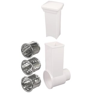 5 Piece Shredder/Slicer Attachment Kit