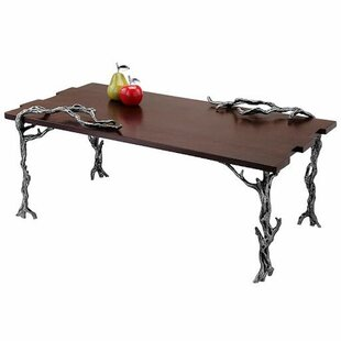 Parra Vine Coffee Table with Tray Top