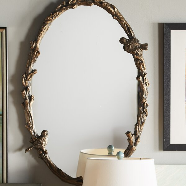 f1287c2e883ce Gold Antique Mirror
