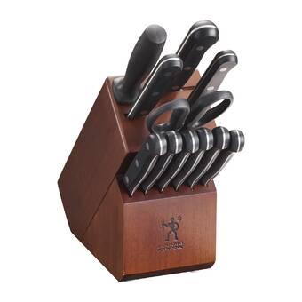 Cold Steel Kitchen 12 Piece Knife Block Set Wayfair