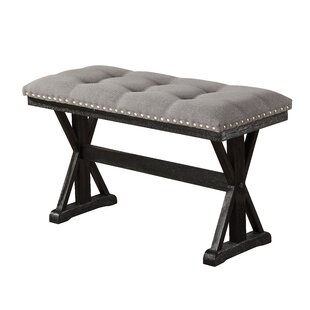 Eile Upholstered Bench By Charlton Home
