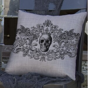 Gothic Square Pillow Cover